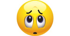 worried-emoticon